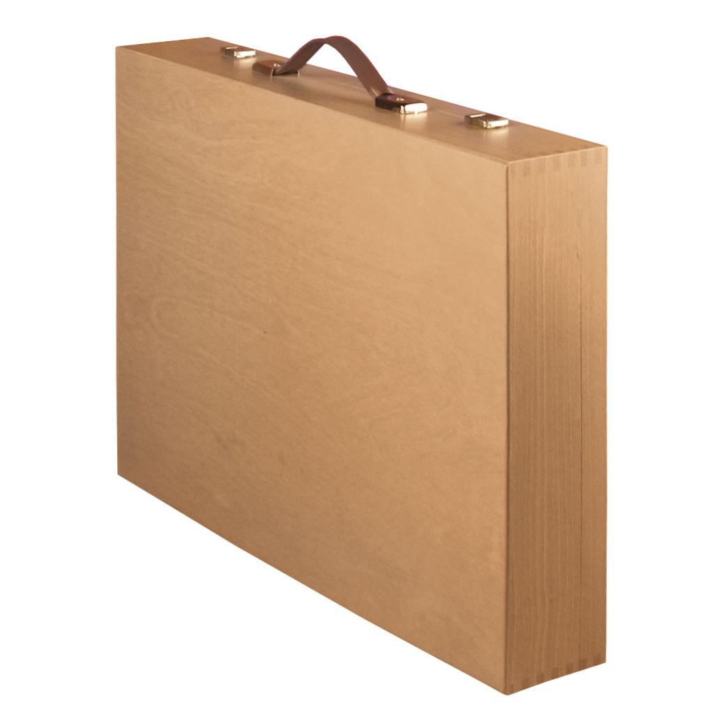 Koffer ohne Inhalt