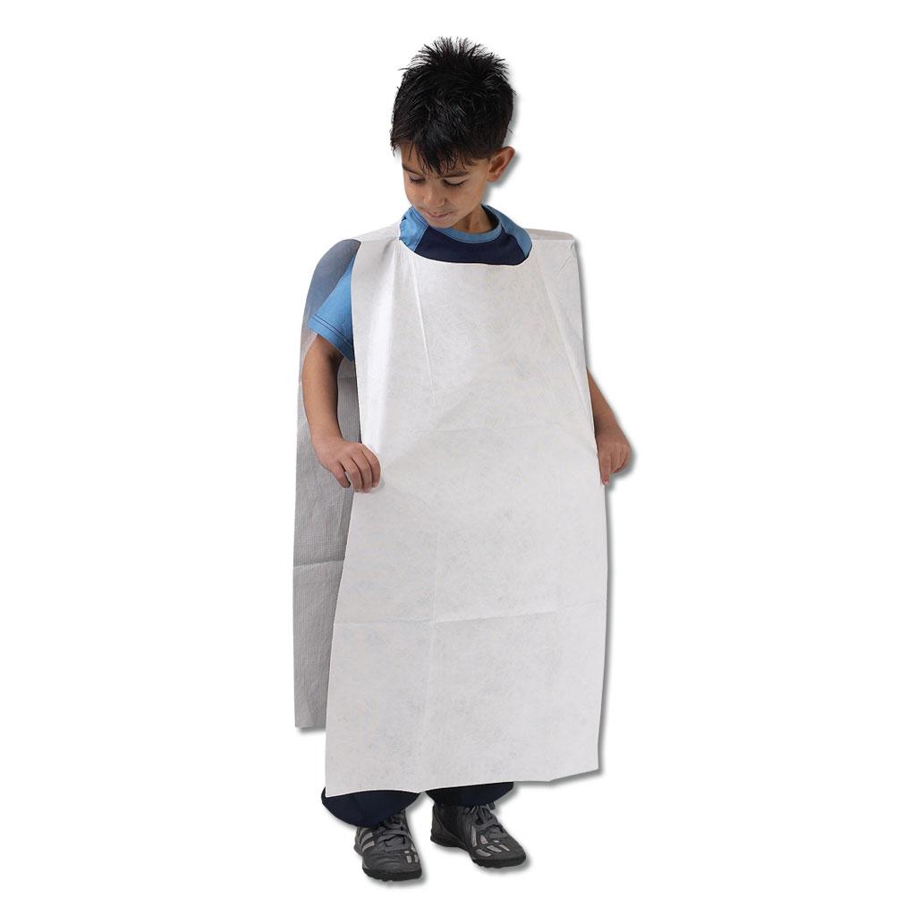 Blanko-Kostüm Kleid