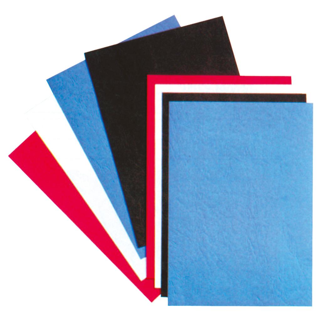 Farbige Einbanddeckel DIN A4