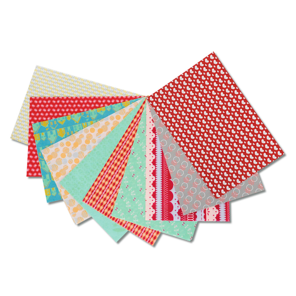 Decoupage-Papier Set