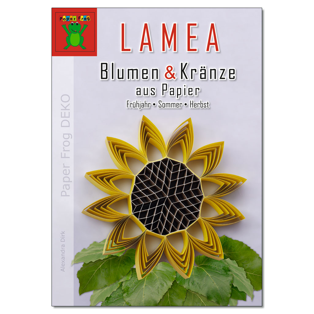 LAMEA Blumen & Kränze aus Papier