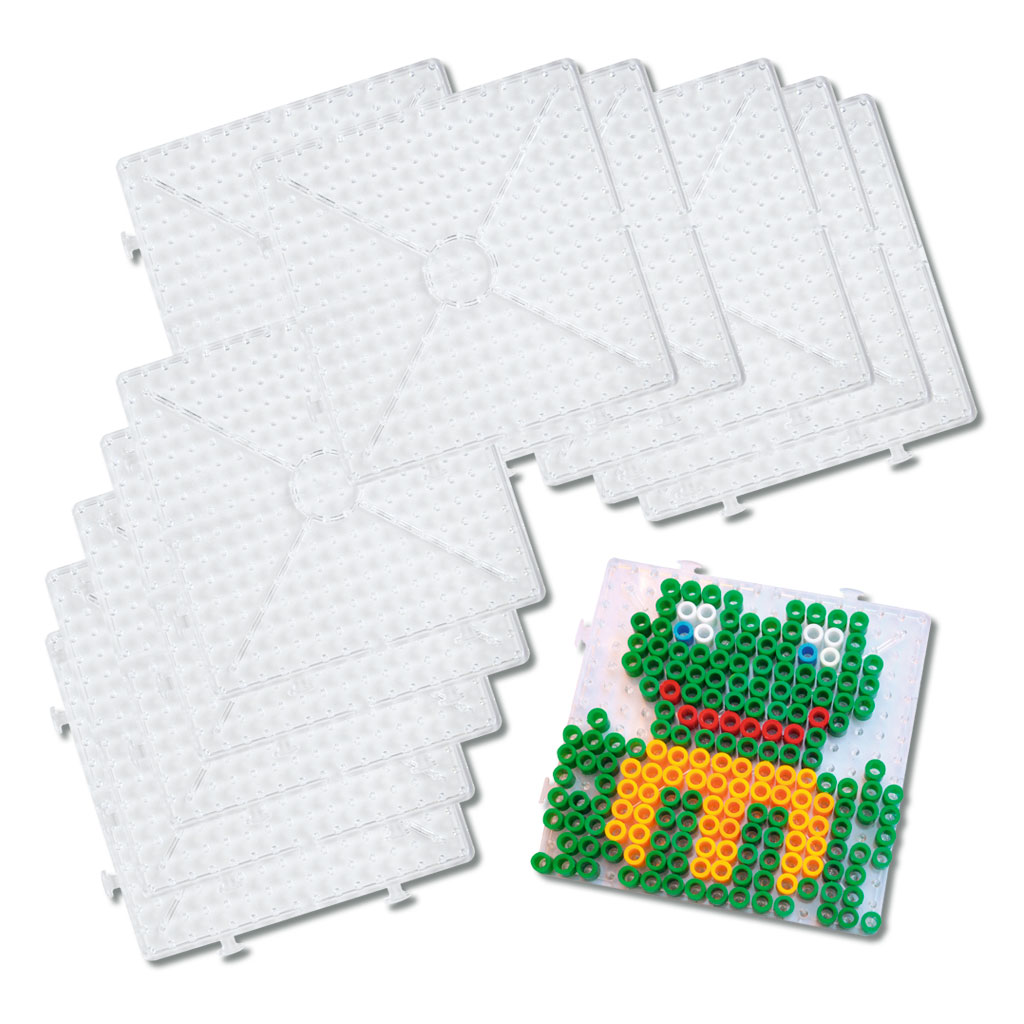 Motivsteckplatten Quadrat
