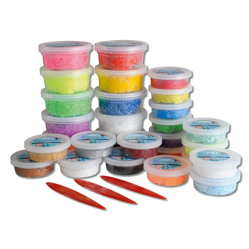 Foam Clay® Modelliermasse - Sparset
