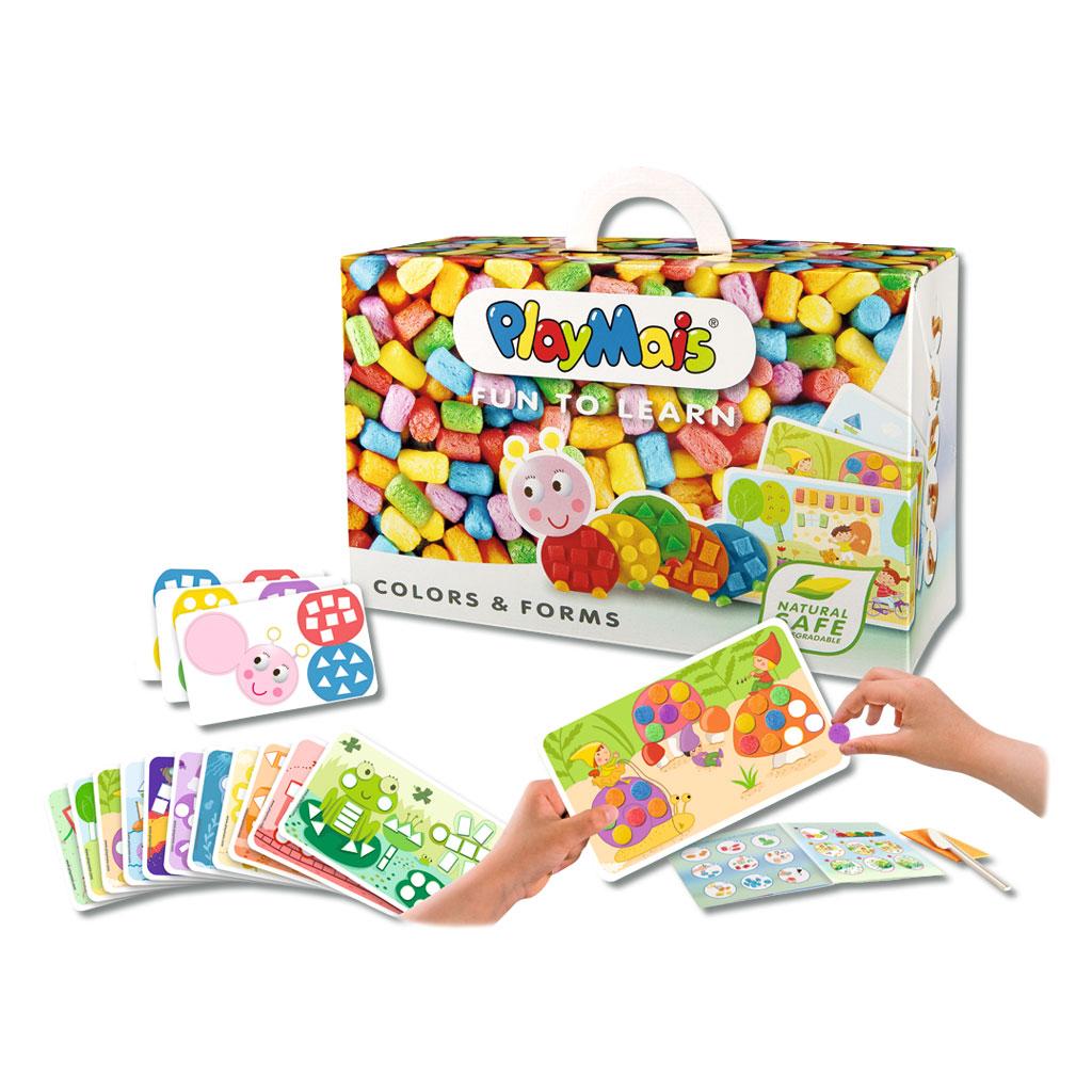 PlayMais® - Farben und Formen