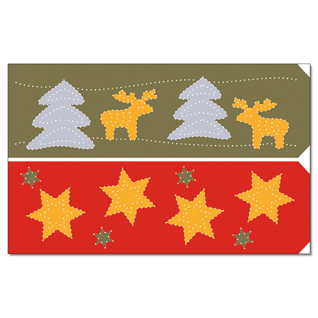 Prickellichter Bastelbogen Weihnachten