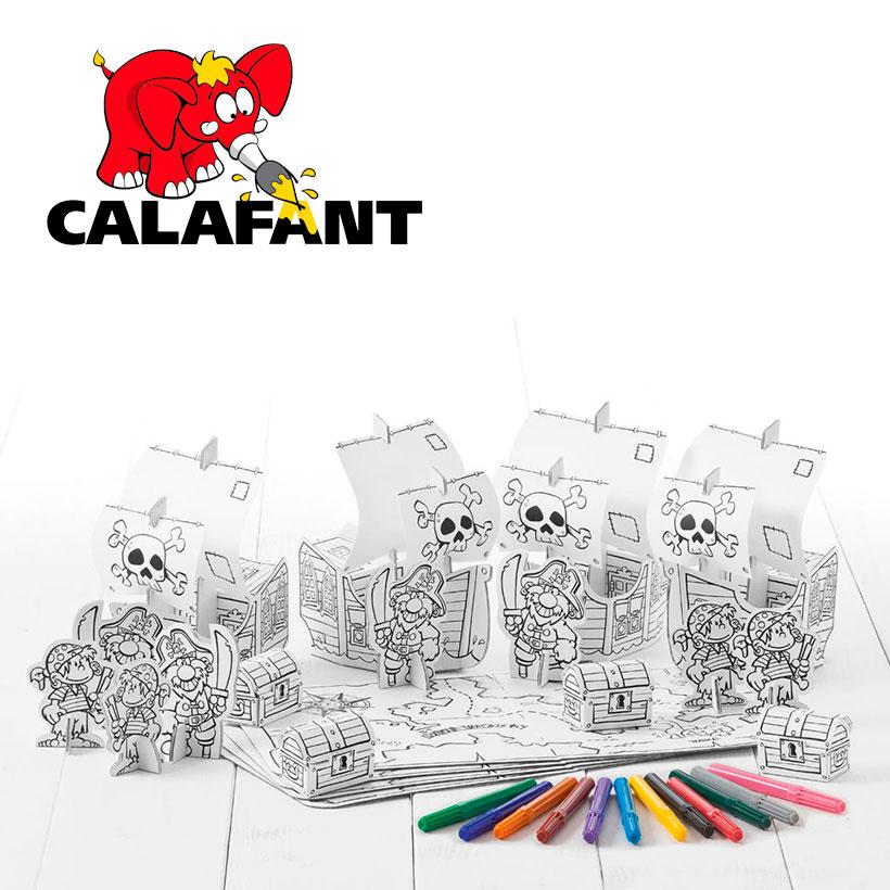 Piraten-Set von Calafant