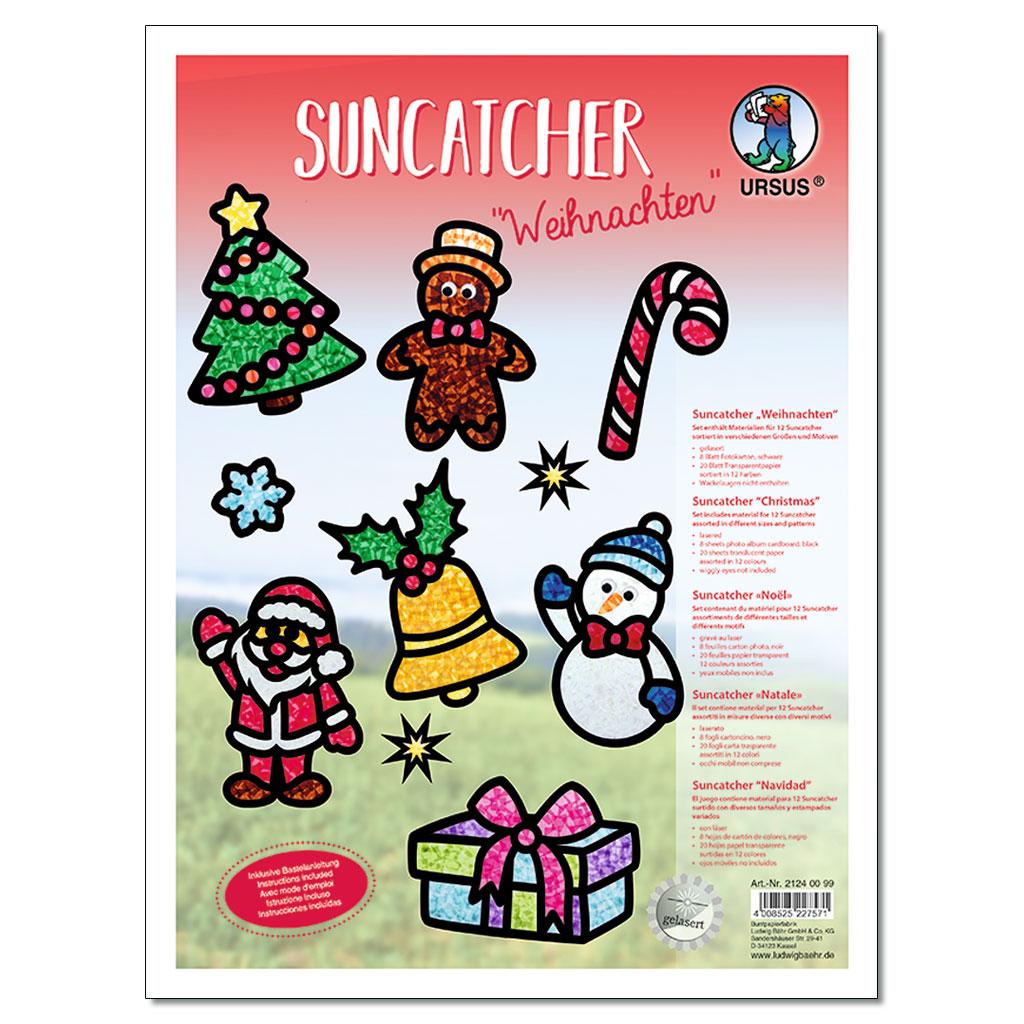 Ursus® Suncatcher – Fensterbilder