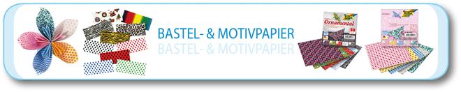 Bastel- & Motivpapier