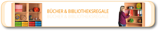 Bücher- & Bibliotheksregale