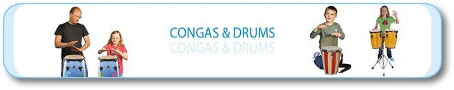 Congas & Drums