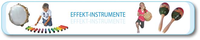 Effekt-Instrumente