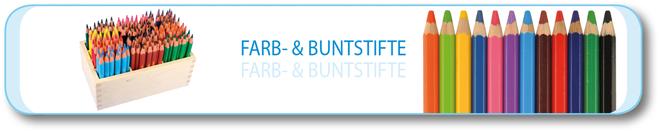 Farb- & Buntstifte