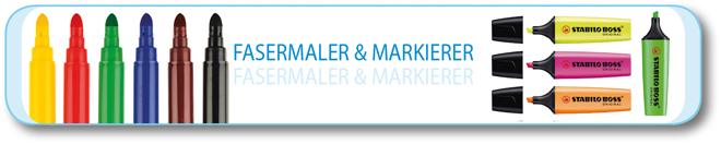 Fasermaler & Markierer