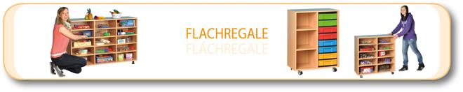 Flachregale