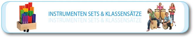 Instrumenten-Sets & Klassensätze