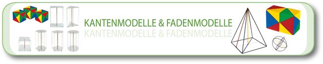 Kantenmodelle und Fadenmodelle
