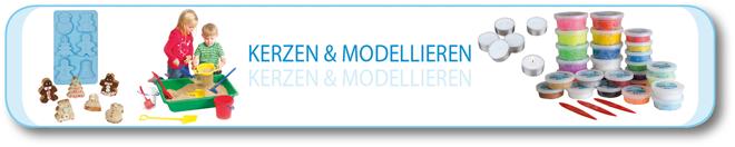 Kerzen & Modellieren
