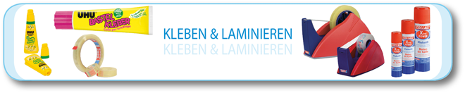 Kleben & Laminieren