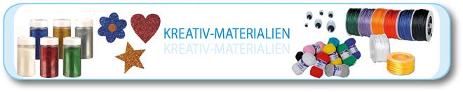 Kreativ-Materialien