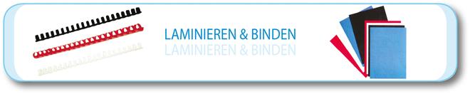 Laminieren & Binden