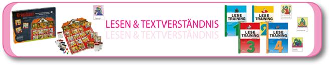 Lesen & Textverständnis