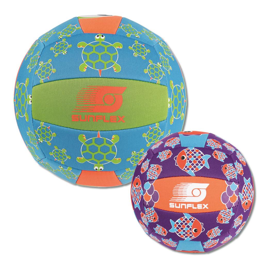Beach- und Funball, Größe 5, in verschiedenen Motiven