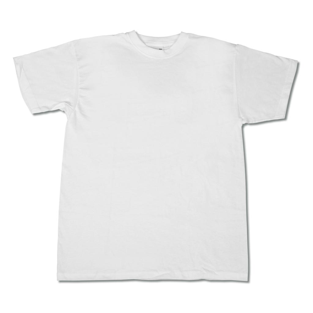 Kinder-T-Shirt, weiß