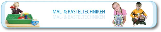 Mal- & Basteltechniken