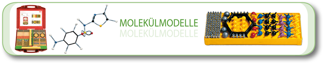 Molekülmodelle
