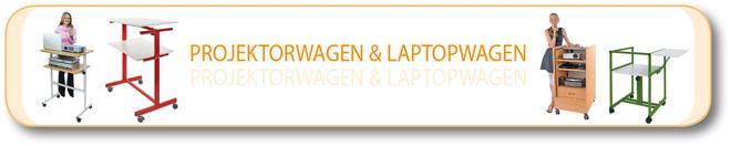 Projektorwagen & Laptopwagen