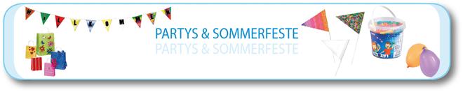 Partys & Sommerfeste