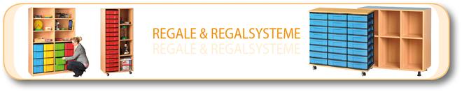 Regale & Regalsysteme