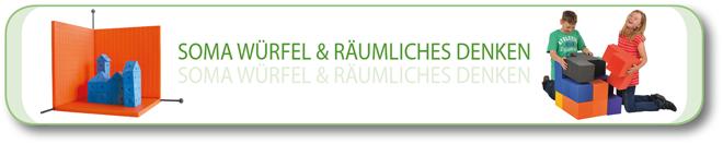 Soma-Würfel & Räumliches Denken