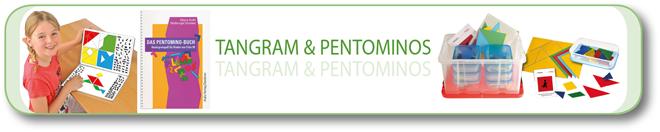 Tangram & Pentominos