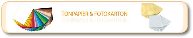 Tonpapier & Fotokarton