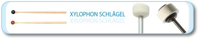 Xylophon Schlägel