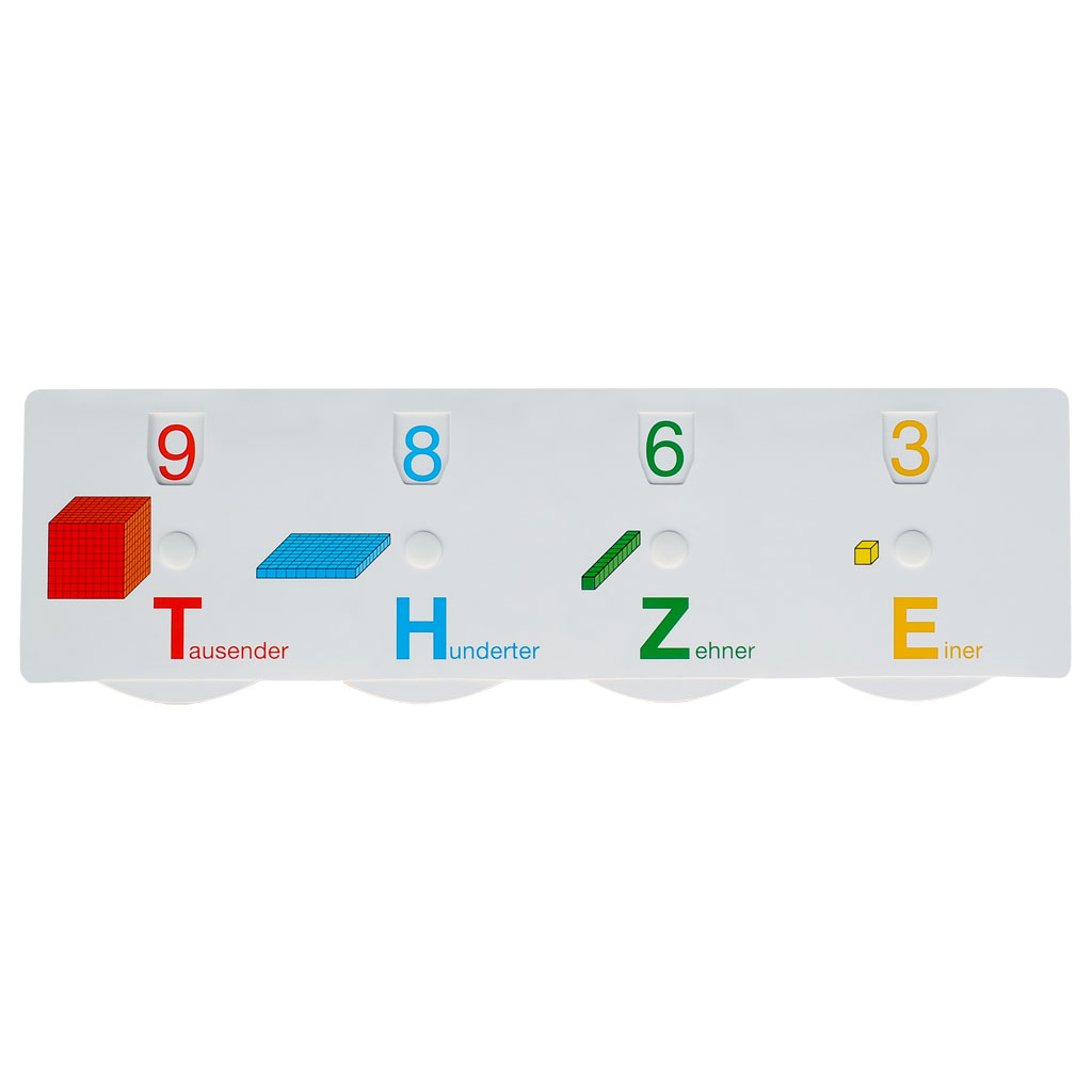 Dezimalrechner für Schüler