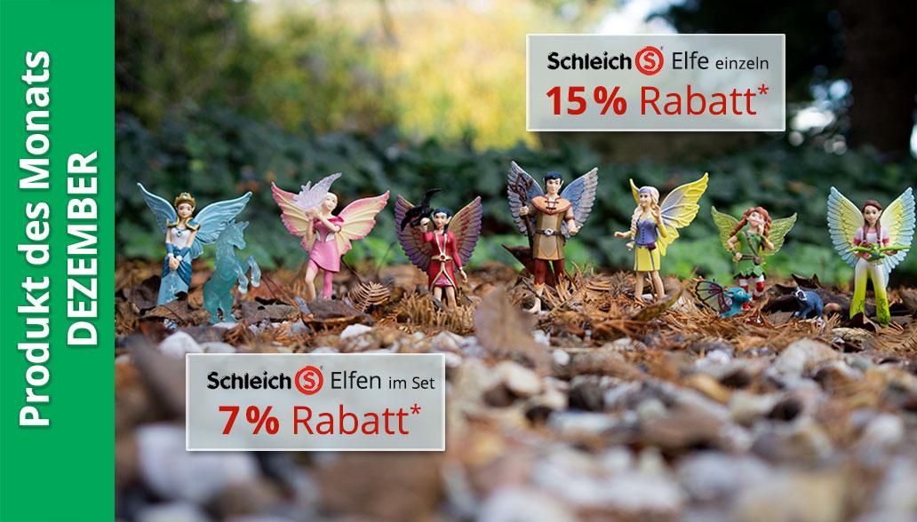 """Produkte des Monats Dezember: Schleich® """"Bayala""""-Elfen für magischen Spielspaß"""