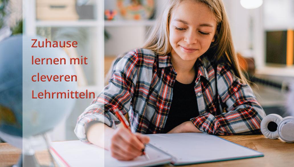 Zuhause lernen soll für Kinder so einfach und spannend wie möglich gemacht werden. Dabei können clevere und leicht verständliche Lehrmittel unterstützen.