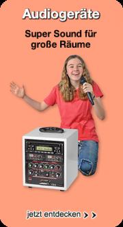 Audiogeräte & Zubehör