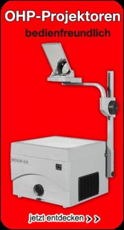 OHP-Projektoren & Zubehör