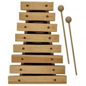 Glockenspiel aus Holz