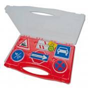 Magnetische Verkehrszeichen für Grundschulen